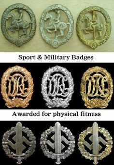 133 Best WW2 War badges all Nations images in 2019 | War
