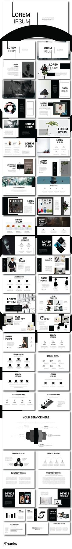 Lorem Ipsum - Powerpoint - Business PowerPoint Templates