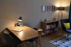 Bureau de Margot Duvauchelle - Psychologue sur Amiens