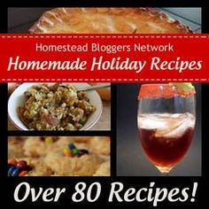 Homemade Holiday Recipes - Recipes for Home-Cooked Holiday Magic Dairy Free Diet, Learn To Cook, Cookbook Recipes, Holiday Recipes, Holiday Ideas, Homesteading, Raspberry, Favorite Recipes, Homemade