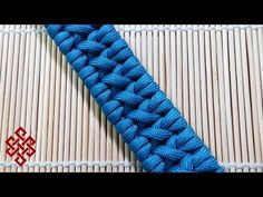 How to Make the Tyrannosaurus Rex Paracord Bracelet with Buckles Tutorial - YouTube