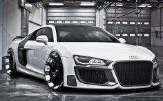 CAMBIO RADICAL... Audi R8 según Regula Exclusive, otro diseño extremo del alemán.