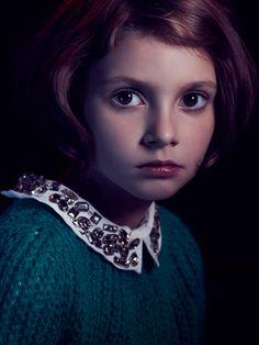 Série Mode : Imaginarium. Photos : Delphine Chanet. Style : Shino Itoi.
