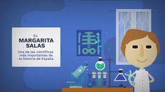 11 de febrero: Niñas en pie de ciencia Margarita Salas, Family Guy, Fictional Characters, Youtube, February 11, Science, Health, Woman, Fantasy Characters