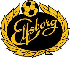Idrottsföreningen Elfsborg (IF Elfsborg) | Country: Sverige / Sweden. País: Suecia | Founded/Fundado: 1904/06/26 | Badge/Crest/Logo/Escudo.