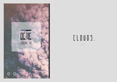 Clouds. by Obeythe10 - Theme Republic