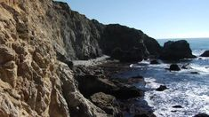 Spend a beautiful sunny day hiking along ocean cliffs, eventually reaching Tamales Point at the tip of Point Reyes. Ocean Cliff, Marin County, Northern California, Bay Area, Marines, Places Ive Been, Places To Visit, Adventure, Vacation
