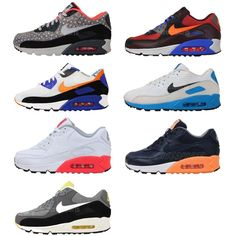 90ac15ee337aa Nike Air Max 90 PRM Premium Mens NSW Sportswear Running Casual Shoes Pick 1  Check our
