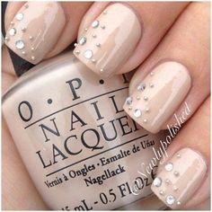 See more about neutral nail art, nail art designs and gel nail art. bridalnail