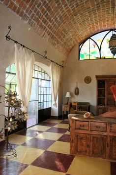 Authentic, Romantic 450 Year-Old Historic Hacienda and Spa in Colonial Mexico - Mexican Hacienda - Hacienda Decor, Hacienda Style, Mexican Hacienda, Farmhouse Bedroom Furniture, Farmhouse Style Bedrooms, Spanish Style Homes, Spanish House, Home Design, Interior Design
