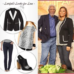 Latifah's Looks for Less: Monday, February 10th