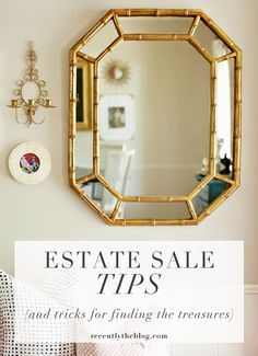 estate sale tips tricks how to