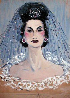 Gabrielle 'Coco' Chanel, 1930 by Marcel