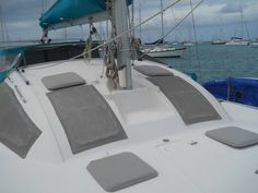 Caribbean Multihulls - 1995 Lagoon 37 - Exceptional for sale