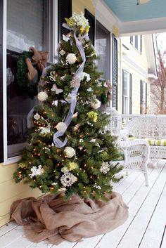 christmas tree post 1