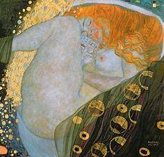 Danae Gustav Klimt
