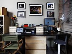 Decorating+a+Man's+Home+Office   18 Photos of the Office Decorating Ideas for Men