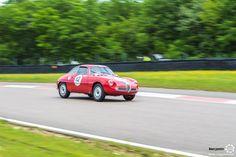 #Alfa_Romeo #SZ au Grand Prix de l'Age d'Or. #MoteuràSouvenirs Reportage complet : http://newsdanciennes.com/2016/06/06/jolis-plateaux-beau-succes-grand-prix-de-lage-dor-2016/ #ClassicCar #VintageCar