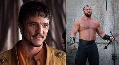 Tale of the Tape for Oberyn Martell vs. Gregor Clegane