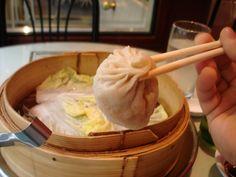 Pork Dumpling: China town NYC