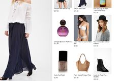 Forever 21 Boho Collection
