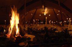 PapaKåta Winter wedding