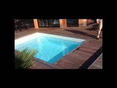 Terrasse piscine mobile : le Rolling-Deck Piscinelle