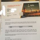 #Ticket  Ticket Final Europa League #italia
