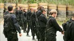 Programa Papo de Polícia - Dia de treinamento - Temporada 5 Episódio 4