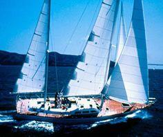 Ta Shing Orion 50 CC Sailboat