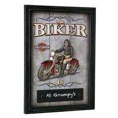29 Best Harley Davidson Wall Decor Images Harley