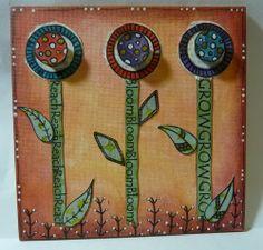 Art and Sole: Lollipop Garden
