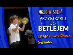 WESOŁA SCENA - Przybieżeli do Betlejem - orkiestra dziecięca - YouTube Youtube, Youtubers, Youtube Movies