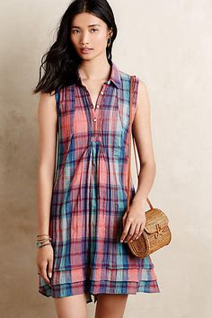 Tillie Shirtdress - anthropologie.com $148.00