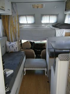 Toyota Motorhome Remodel *** Check this useful article by going to the link at the image. #CampingAdvice