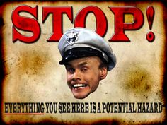 Fire Marshall Bill is right STOP! DON'T WATCH NEWS 9 @ 5:45am. That's when we'll be on so FOR THE LOVE OF EVERYTHING GOOD, STOP! DON'T WATCH!