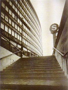 Potsdamer Platz, Berlin Photos, S Bahn, The Third Reich, Building Facade, Facades, Historical Photos, Ww2, 1930s