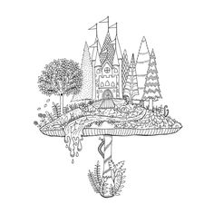 2015 war das Jahr, in dem Erwachsene Malbücher für sich entdeckt haben. Dafür gesorgt hat die Schottin Johanna Basford, deren Buch 'Mein verzauberter Garten' zum Verkaufshit wurde. Und der Markt wächst weiter.