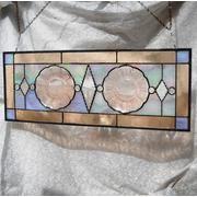 Risultati immagini per stained glass valance Stained Glass Projects, Stained Glass Patterns, Stained Glass Art, Stained Glass Windows, Mosaic Glass, Tiffany, Vintage Plates, Vintage Glassware, Leadlight Windows