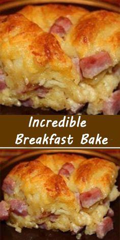Breakfast And Brunch, Baked Breakfast Recipes, Breakfast Items, Breakfast Bake, Breakfast Dishes, Brunch Recipes, Breakfast Ideas With Eggs, Brunch Ideas, Biscuit Breakfast Casserole