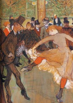 ART & ARTISTS: Toulouse-Lautrec