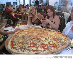 Just a pizza in Croatia…