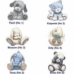My Blue Nose Friends