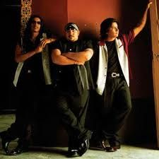 The Garza brothers from San Angelo, TX...   Los Lonely Boys