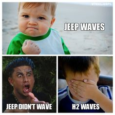 The cardinal rule of Jeeping. Keep the tradition alive!!