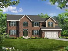stratford New Home Builder - Floor Plans and Home Designs Available - Inverness Homes USA