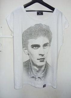 Kup mój przedmiot na #vintedpl http://www.vinted.pl/damska-odziez/koszulki-z-krotkim-rekawem-t-shirty/15955770-koszulka-andrzej-bursa-mam-w-dupie-male-miasteczka