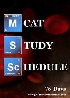 mcat study schedule2