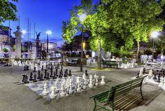 Outdoor chessgame, Bastions park, Geneva, Switzerland, HDR by Elenarts - Elena Duvernay photo Geneva City, Lion Monument, Places In Switzerland, My Kind Of Town, Beautiful Park, Rhone, Travel Around, Places To Travel, The Good Place