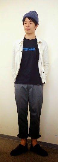 Y's Wardrobe: 20140512 #STYLE #FASHION #お洒落